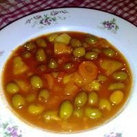 Olives en sauce CARSG