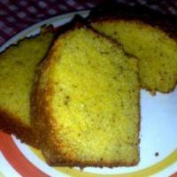 Cake à l'anis sans gluten