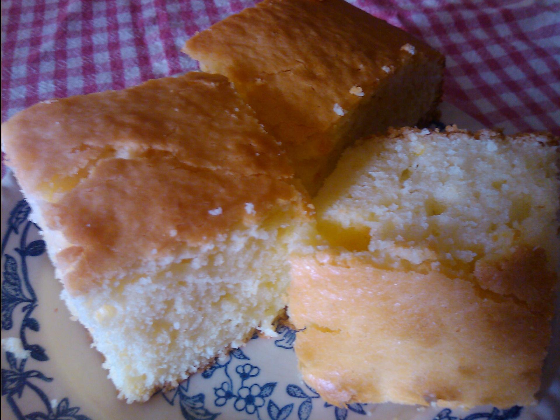 Gâteau facile au citron