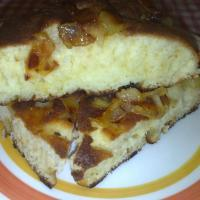Gâteau à la poêle