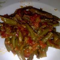 Haricots verts aux piments CARSG