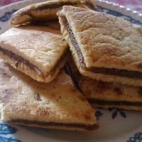Bradj - Gâteaux fourrés à la pâte de datte