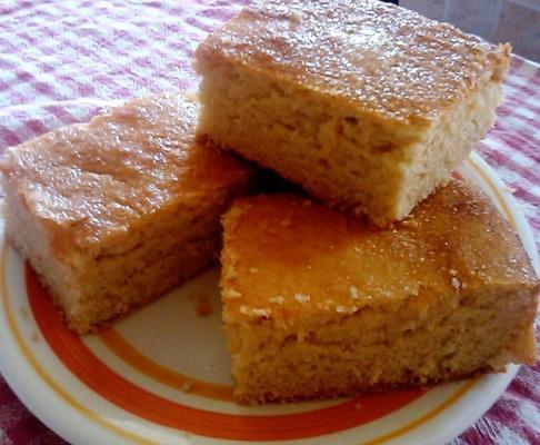 Khobz el dar (Pain gâteau algérien)