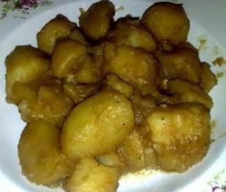 Pommes de terre paysannes