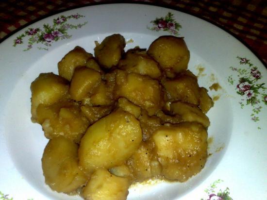 Pommes de terre paysannes CARSG