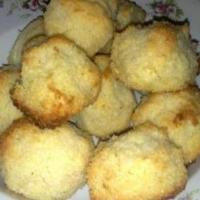 Boules de coco sans gluten