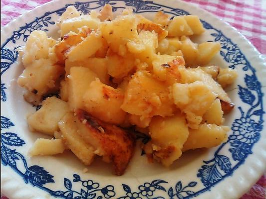 Pommes de terre à l'ail CARSG