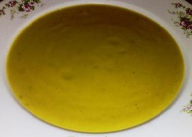 Ma soupe aux petits pois
