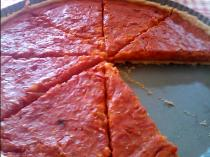 Ma tarte à la tomate CARSG