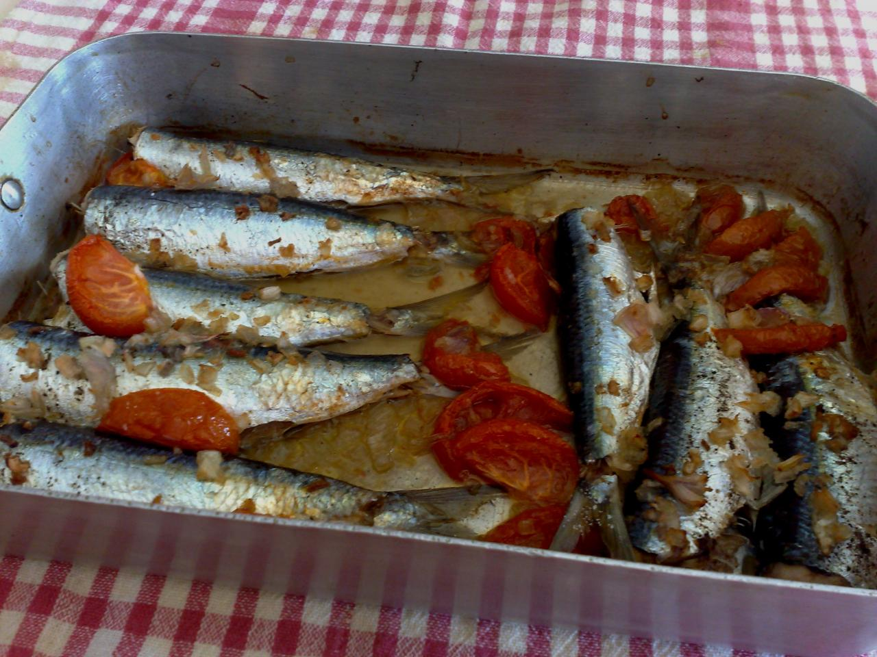 Sardines au four carsg - Sardines au four sans odeur ...