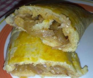 Chaussons poulet béchamel