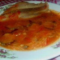 Soupe à la tomate CARSG