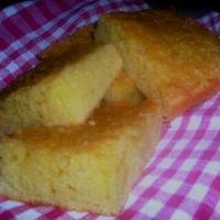 Madeleines (dans moule à gâteau)