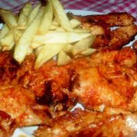 Blancs de poulet au paprika CARSG