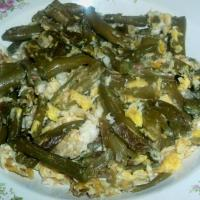 Haricots verts aux oeufs CARSG