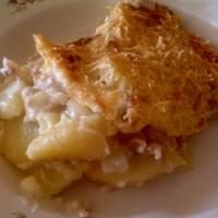 Gratin thon-pommes de terre
