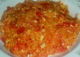 Oeufs à la tomate CARSG