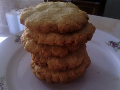 Cookies noix de coco