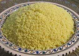 Semoule de couscous